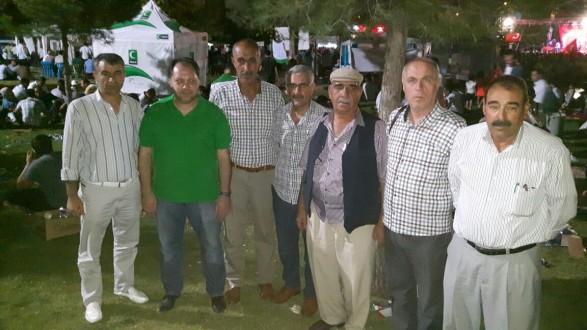 AK Parti Diyarbakır kayapınar ilçe teşkilatı nöbette.