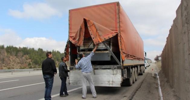 Çalınan araçlar Suriyeye gidiyor