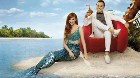 Deniz kızıyla reklam filmi