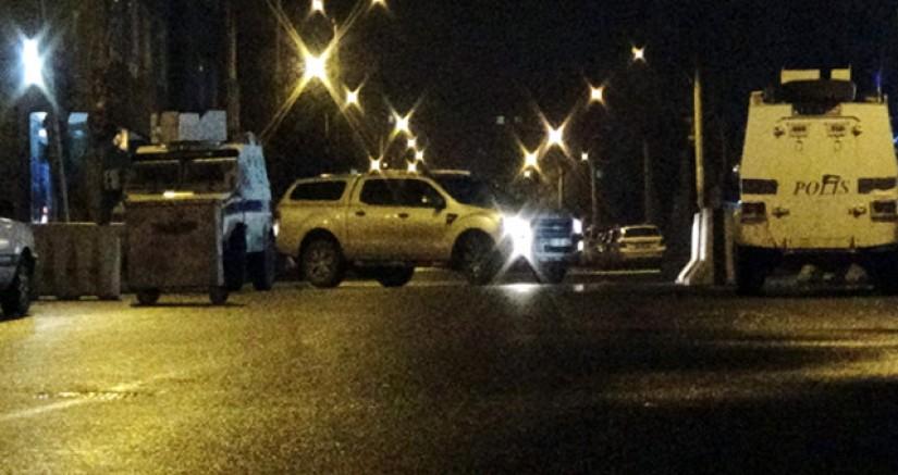 Diyarbakır Emniyet Müdürlüğüne Bombalı saldırı