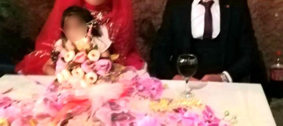 Düğün gecesi damadını öldürdü.