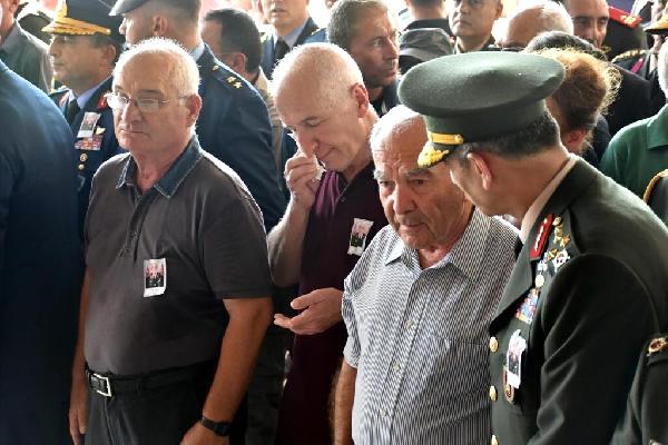 Emekli Korgeneral Tevfik Özkılıç, Toprağa Verildi