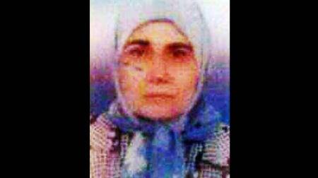Eşini taşla öldüren kadın: Hatırlamıyorum