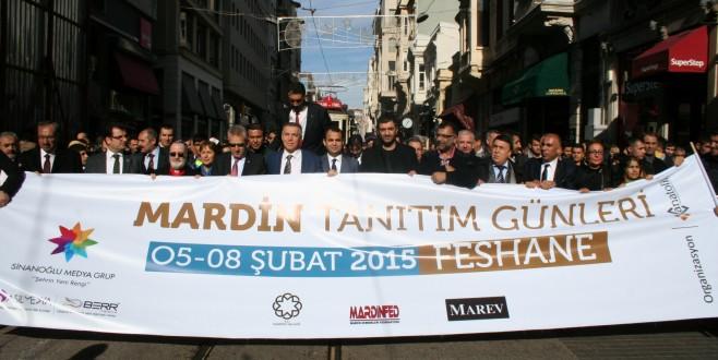 Feshane de  Mardin Rüzgarı