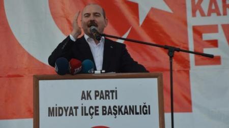 İçişleri Bakanı Soylu'dan Kılıçdaroğlu'na 'bayrak' tepkisi
