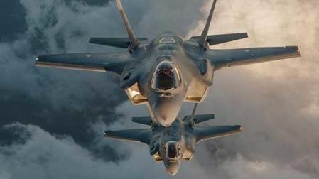 İlk F-35 2019'da geliyor