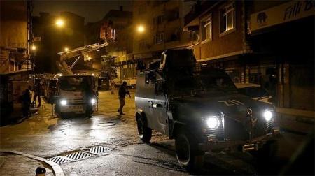 İstanbul'da eş zamanlı terör operasyonu! Çok sayıda gözaltı...