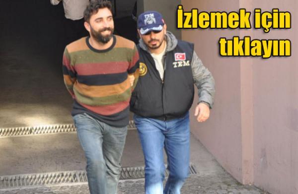 İzmir'i kana bulayacaktı yakalanınca böyle güldü