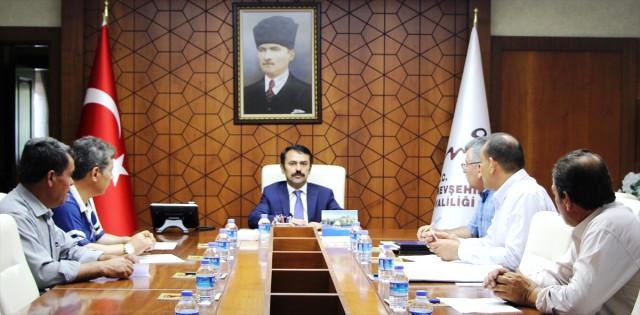 Köylere Hizmet Götürme Birliği Toplantısı