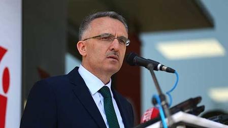 Maliye Bakanı Ağbal'dan müjde: 2 bin gelir uzman yardımcısı alacağız