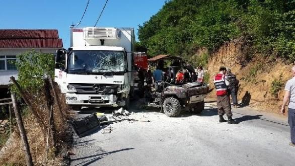 Şen'in torununun öldüğü kazada şoför serbest!