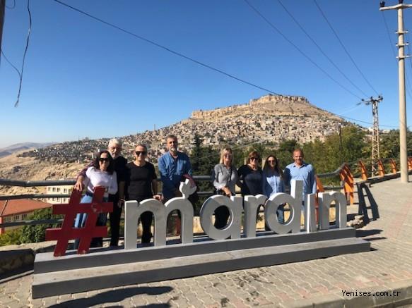 Seyfullah Atçı ve arkadaşlarının Mardin seyahati