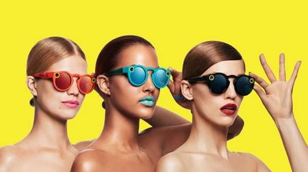 Snapchat'in Spectacles adlı gözlüğü internette de satışa çıkıyor