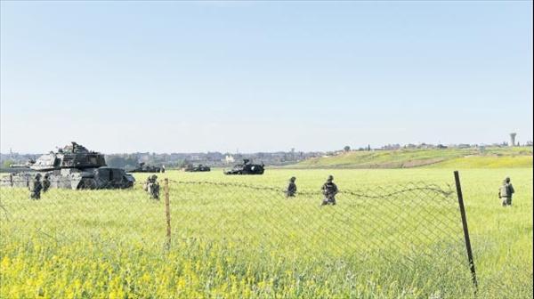 Suriye'ye kaçmaya çalışan 18 PKK'lı terörist öldürüldü
