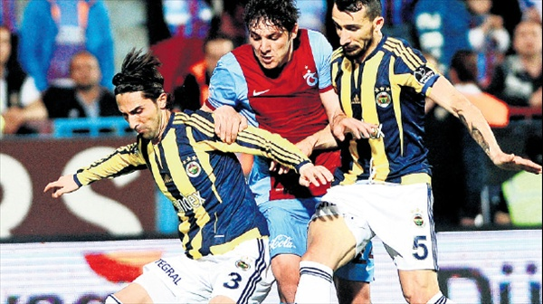 Trabzonspor'a bir darbe de borsadan