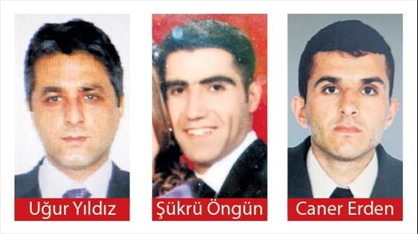 Tunceli ve Mardin'de 3 şehit